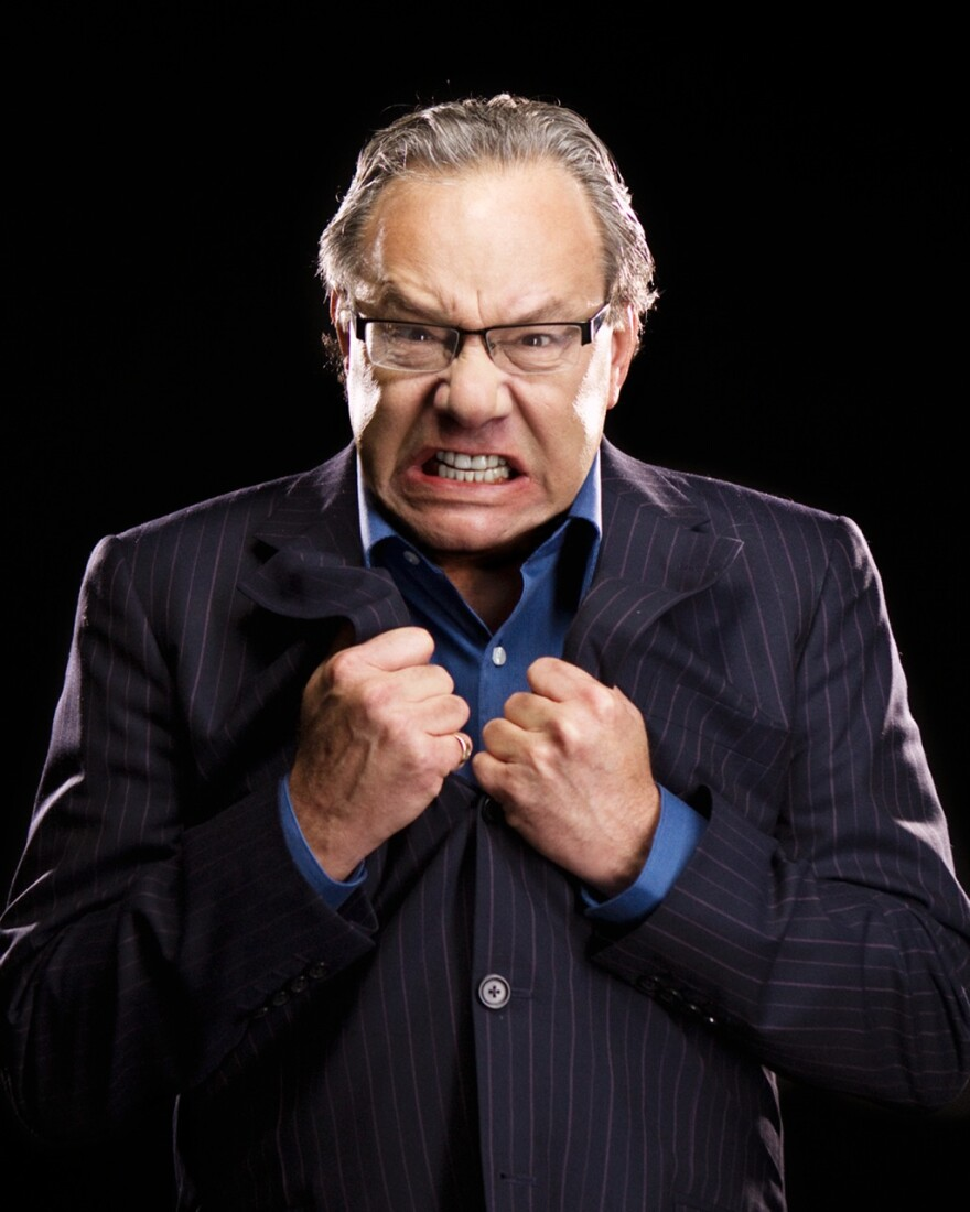 Lewis Black will perform at the Majestic Theatre in San Antonio on Thursday, Nov. 21.
