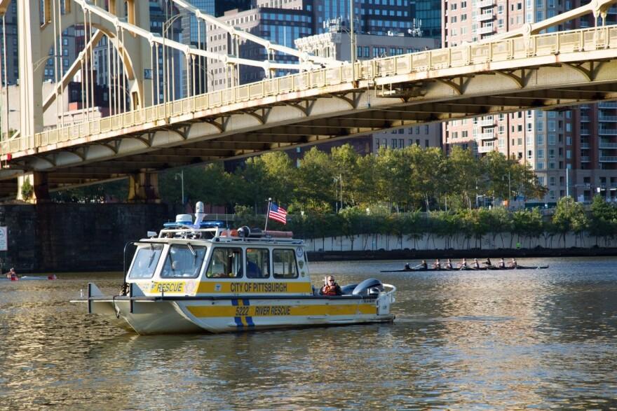 Pittsburgh River Rescue Crew