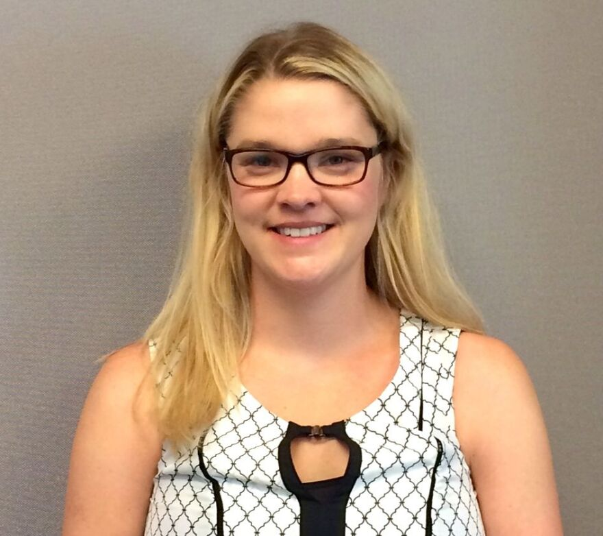 Laura Beaver is an assistant professor in the department of social work at Fontbonne University.