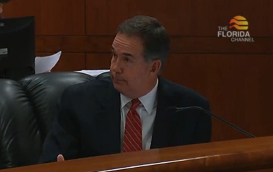CFO Jeff Atwater lobbied to put off finalizing an annual review process until agency heads have a chance to come to the table.