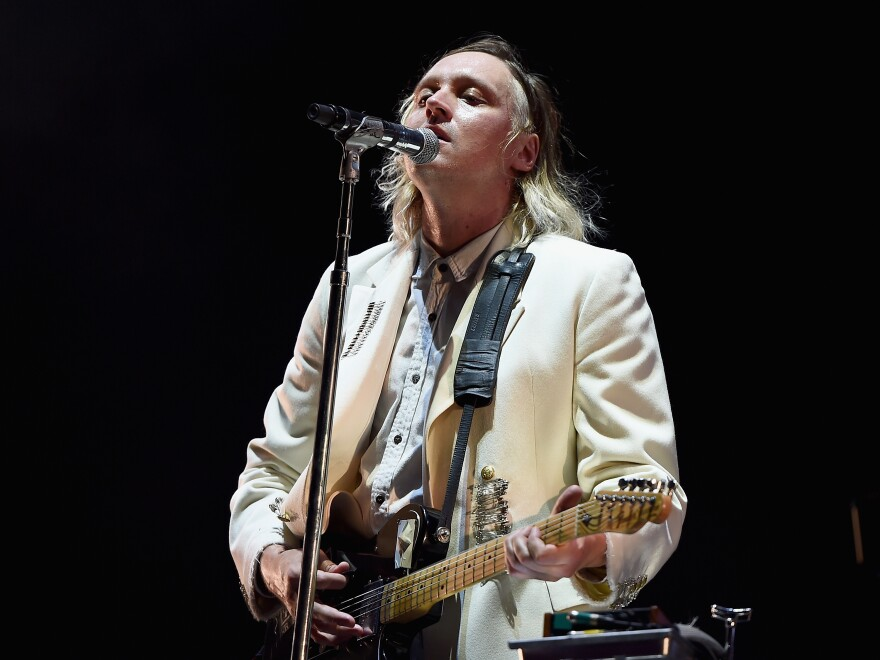 """""""I don't think they understand that I am not a patient man,"""" Win Butler of Arcade Fire sings in """"Generation A."""""""