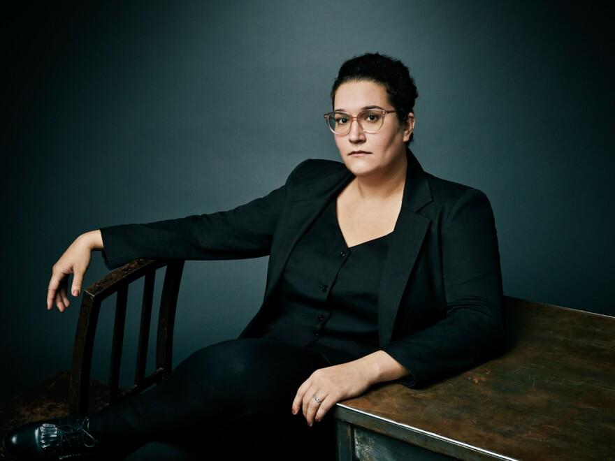 """Carmen Maria Machado's new memoir is called """"In The Dreamhouse."""""""