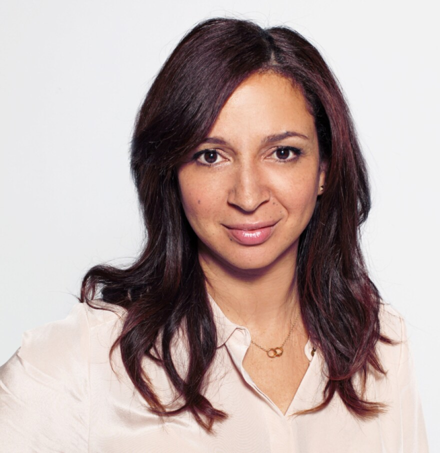 <em></em>Maya Rudolph spent seven seasons on <em>Saturday Night Live </em>and went on to star in the raunchy comedy <em>Bridesmaids</em>. Now she's exploring what's funny about parenting in the new movie <em>Friends with Kids</em> and the TV series <em>Up All Night</em>.