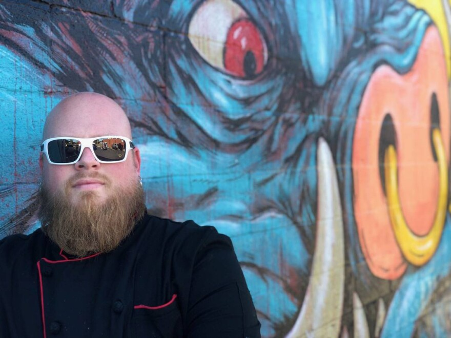 David Sandusky, who founded BEAST Craft BBQ in Belleville with his wife, Meggan, six years ago, also has a St. Louis restaurant and is opening a third location in Columbia.
