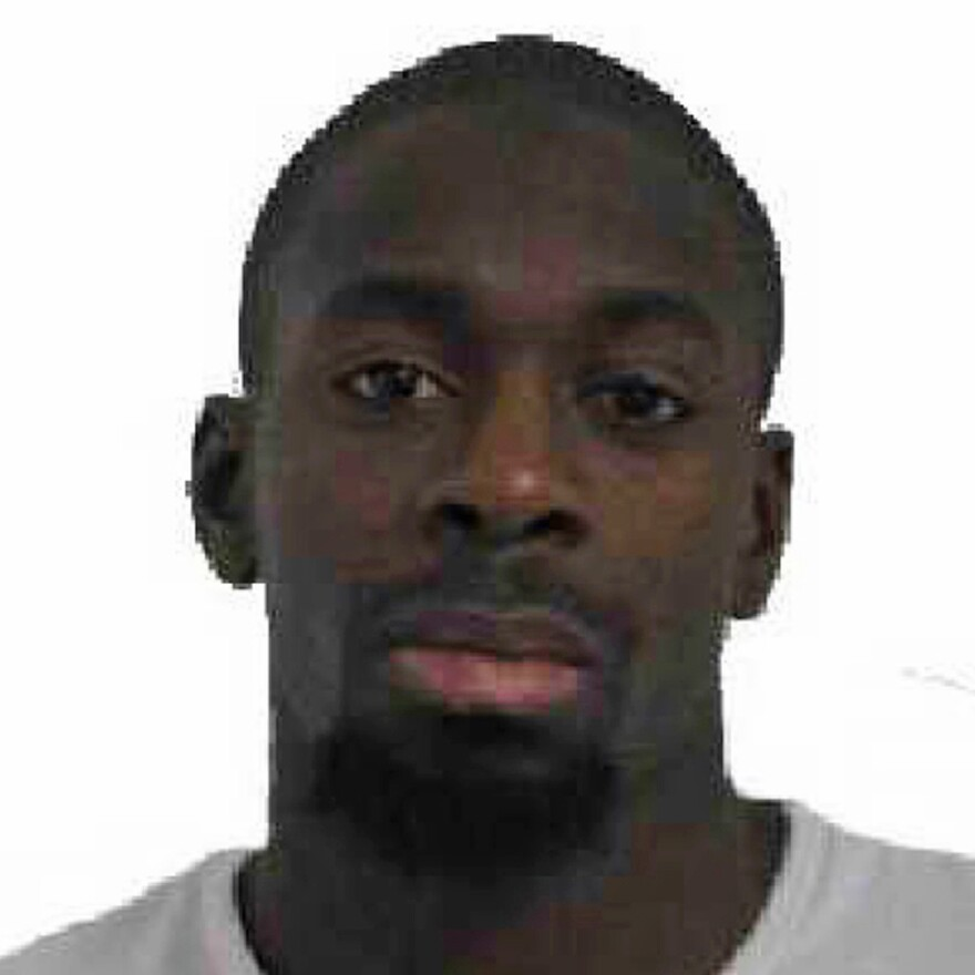 A photo of Amedy Coulibaly provided by the Paris Police Prefecture Friday, Jan. 9, 2015.