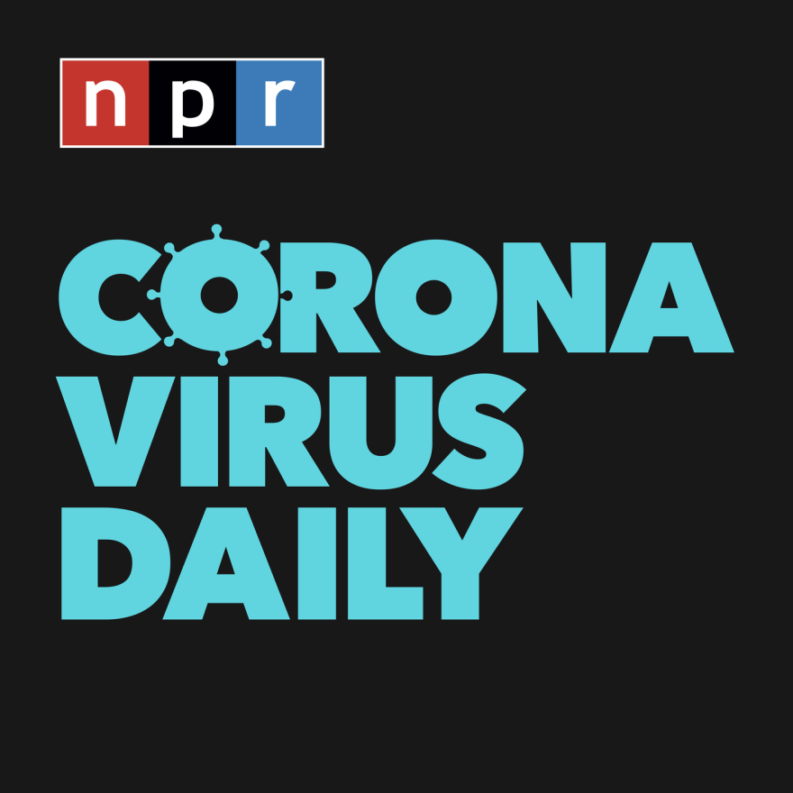 coronavirus daily podcast logo