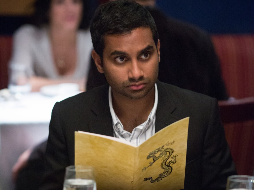 Aziz Ansari plays Dev, an Indian-American actor in search of fulfilling roles, in<em> </em>Netflix's<em> Master of None.</em>