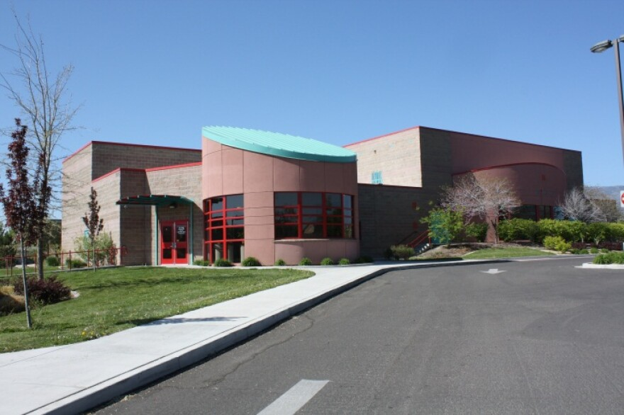 The Neil Road Recreation Center in Reno, Nev. recently expanded to include the city's first senior center. The facility is now closed due to orders from Nev. Gov. Steve Sisolak.