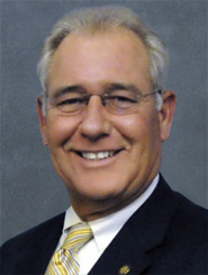 Sen. Greg Evers, R-Baker, wants college campuses armed