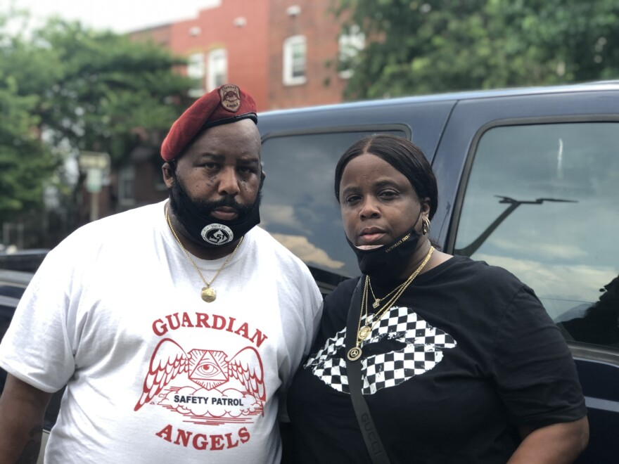 """John and Wanda Ayala are devastated by their grandson's death. """"This is ridiculous,"""" John Ayala says. """"Our babies are being gunned down, this has got to stop."""""""