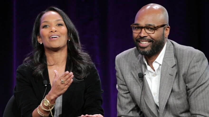 Mara Brock Akil and her husband, Salim, are a Hollywood power couple. Mara's behind several of BET's hit shows, and Salim's a movie producer and director.