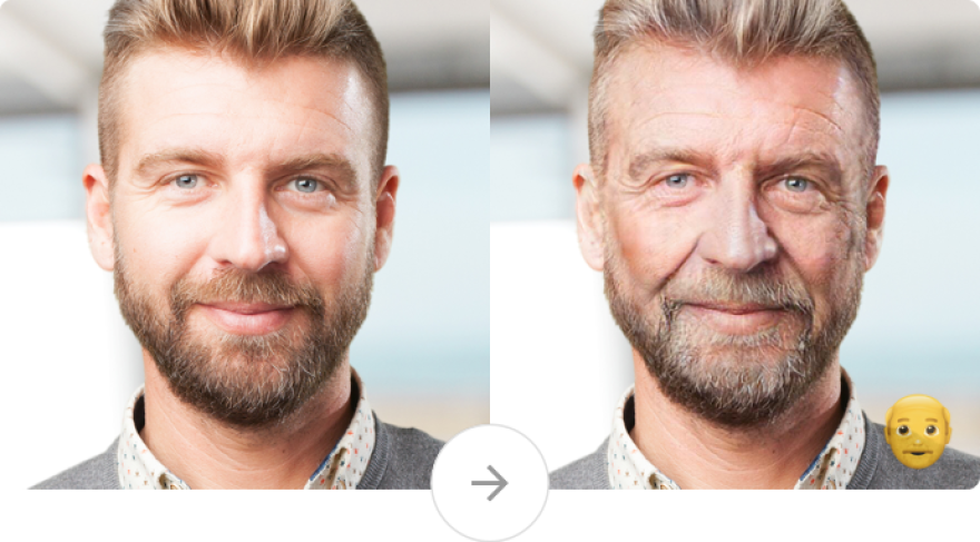 The viral face-transforming FaceApp climbed to the top of the App Store on Wednesday.