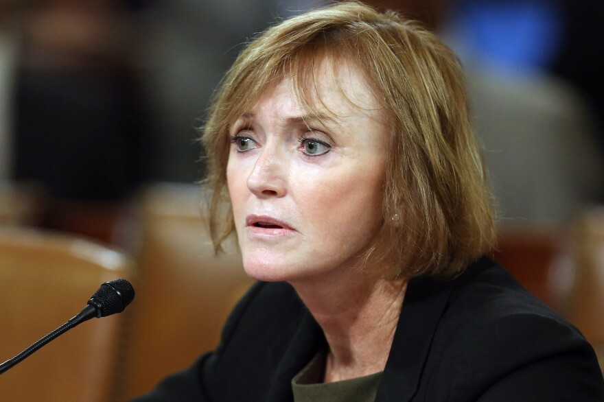 Marilyn Tavenner was the first Obama administration official to testify before Congress about the troubled launch of HealthCare.gov.