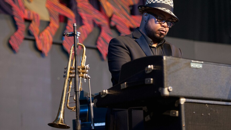 Nicholas Payton, photographed during the New Orleans Jazz & Heritage Music Festival on May 3, 2013. Amid the global pandemic that began in early 2020, artists have seen gigs cancelled and releases postponed.