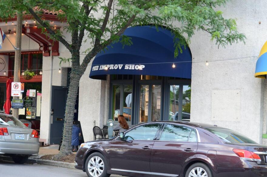 The Improv Shop at 510 N. Euclid Ave.