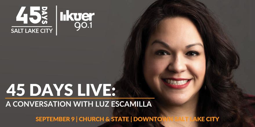 45 Days Invite: Luz Escamilla