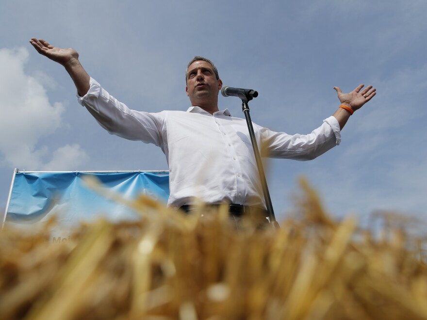 Rep. Tim Ryan, D-Ohio, has ended his campaign for president.