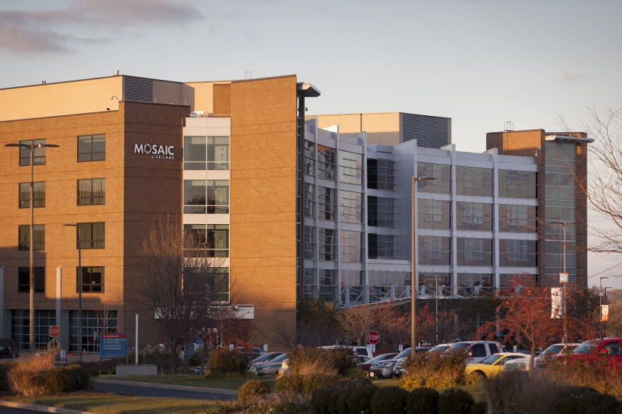 "Heartland Regional Medical Center is in the process of changing its name to Mosaic Life Care. People in St. Joseph, Mo., still refer to it as Heartland hospital — and several former patients say the hospital's debt collection tactics have earned it the nickname ""Heartless Hospital."""