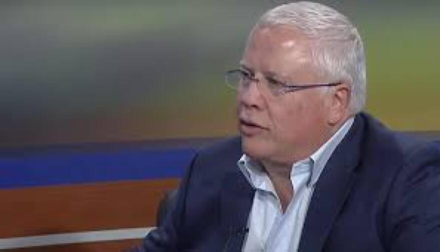 Bradenton developer Carlos Beruff says he plans to stay in the race for U.S. Senate despite less than encouraging poll numbers.