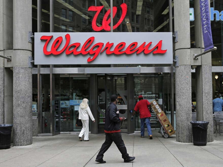 Kentucky filed a lawsuit against Walgreens on Thursday for allegedly failing to adequately monitor its operations as it shipped and dispensed large quantities of opioids.