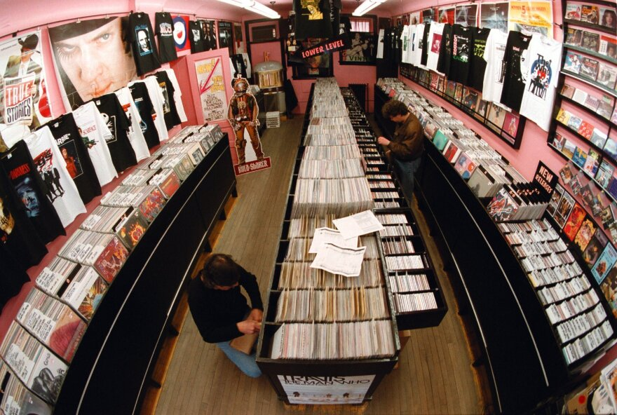 The company, Redigi, wants to be the used record store of the digital age.