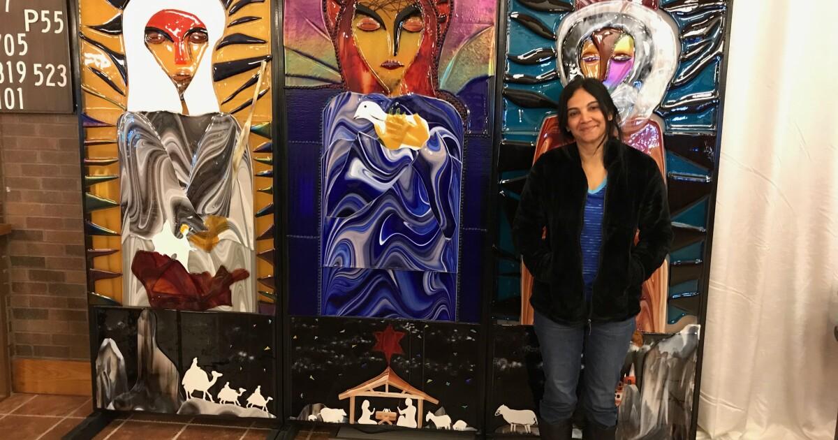 A Kansas City Church Starts The New Year By Celebrating A Muslim Artist's Christian Scene
