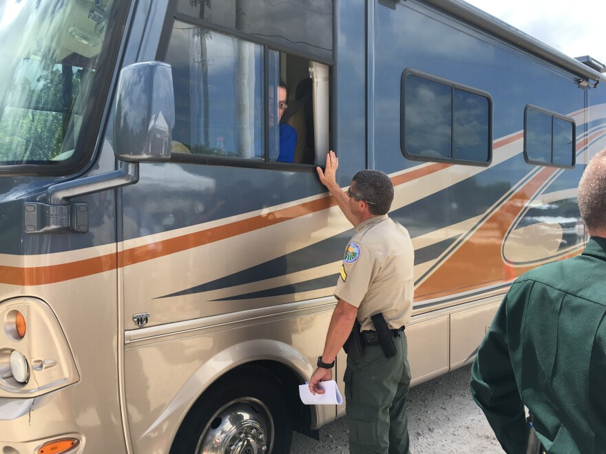 The state opened a checkpoint in Key Largo last October for anyone leaving the Keys with an animal. About 17,000 animals were checked; none showed any signs of screwworm.