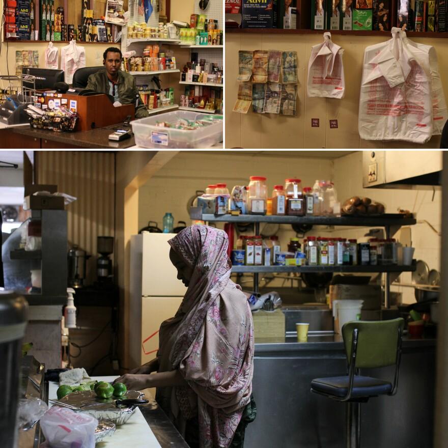 Mini-Halal Market