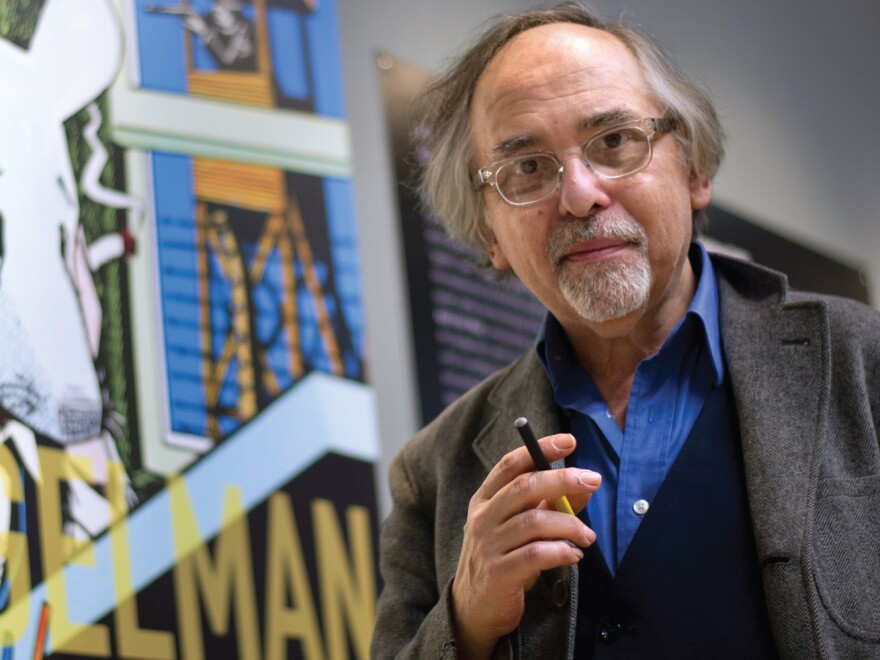 Art Spiegelman's graphic novel, <em>Maus,</em> chronicled his father's experiences as a Holocaust survivor by depicting Nazis as cats and Jews as mice.