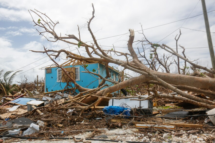 Some of the nation's public schools even in areas that weren't badly flooded or escaped major wind damage remained closed – partly because of a lack of safe drinking water for young students.  CHRIS DAY/Fresh Take Florida