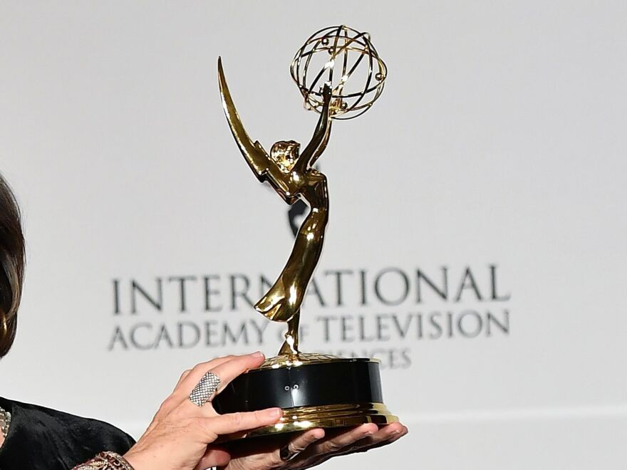 The Television Academy says TV shows won't have to compete with feature films that are blocked from movie theaters by the coronavirus outbreak.
