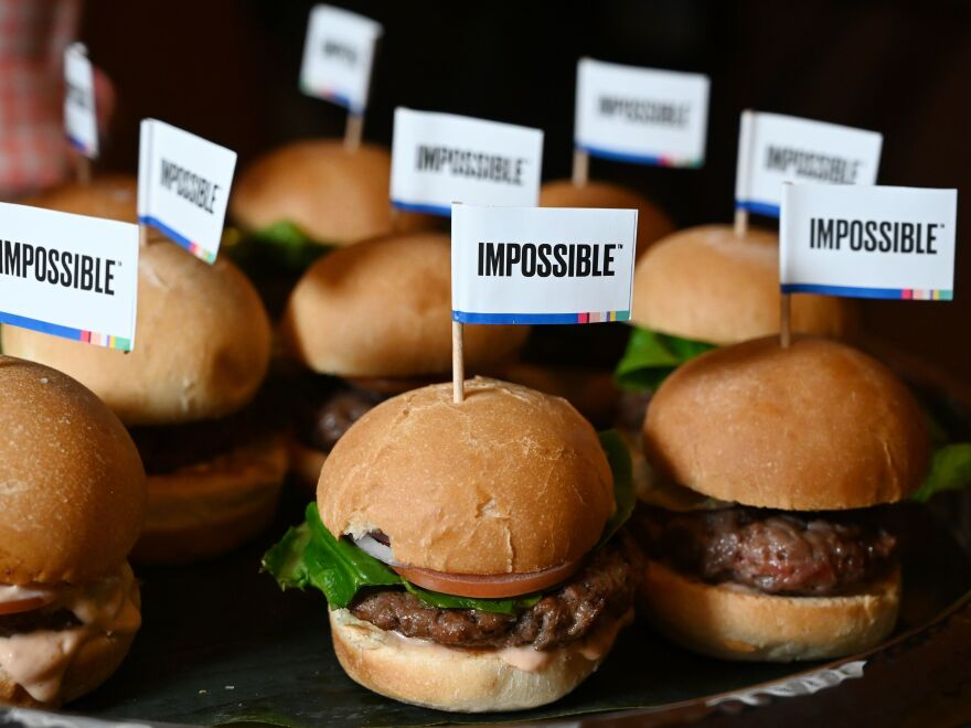 The European Parliament will allow vegetarian meat alternatives, like the Impossible Burger, to retain meat-like names.