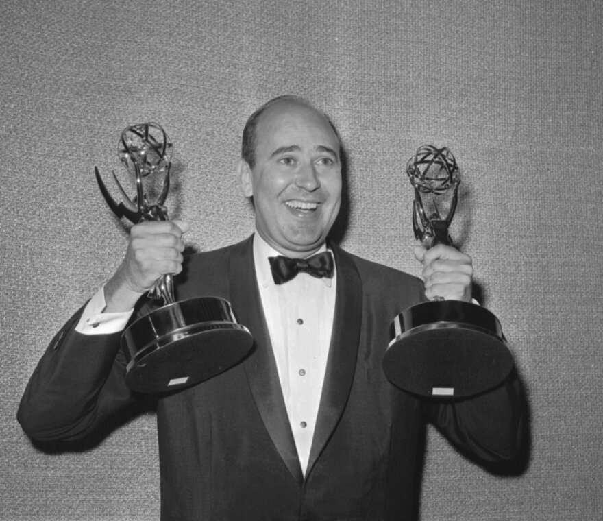 Reiner won an Emmy award for Outstanding Writing Achievement in Comedy for <em>The Dick Van Dyke </em>in 1963.