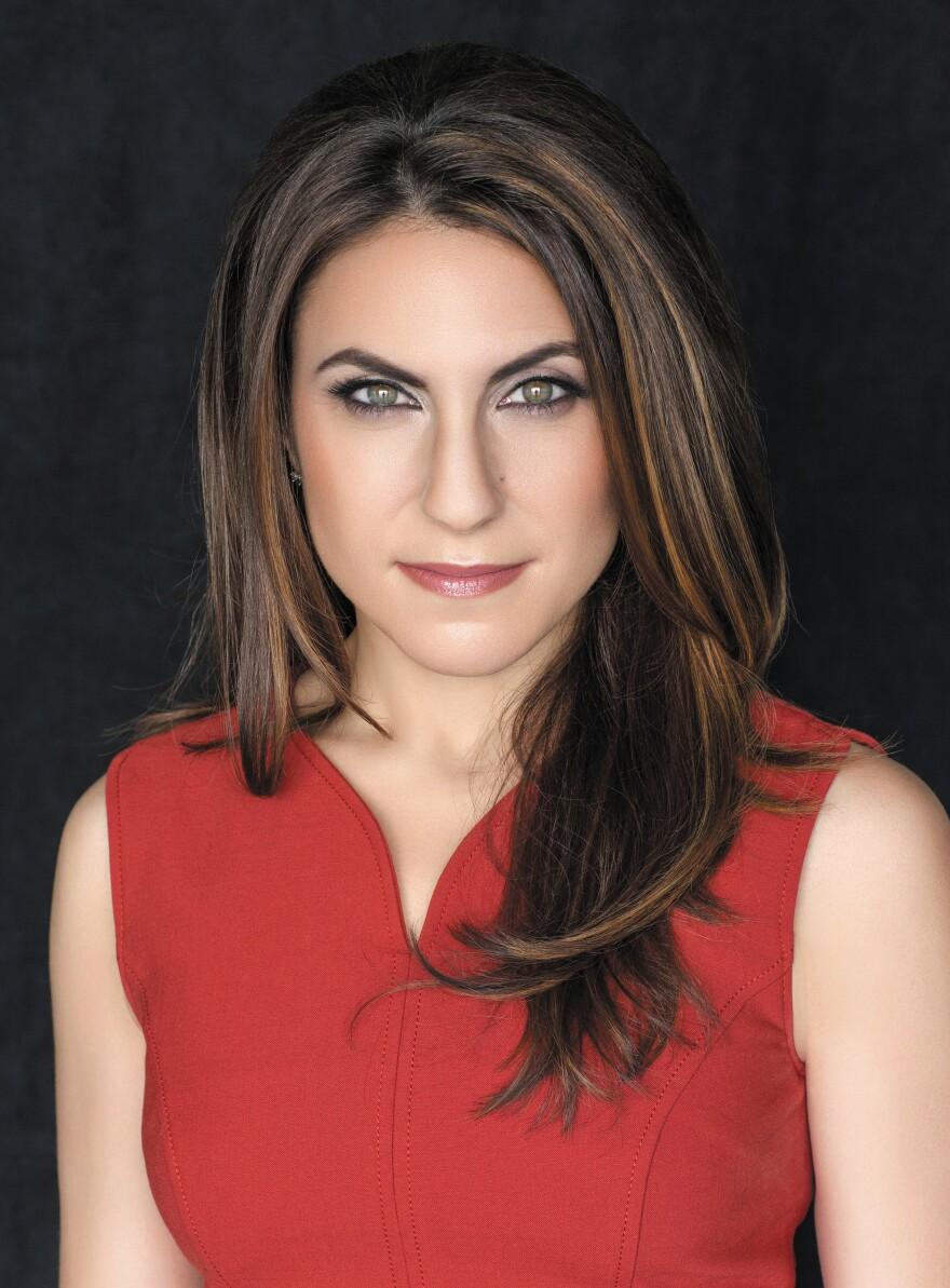 Gayle Tzemach Lemmon, author of <em>Ashley's War.</em>