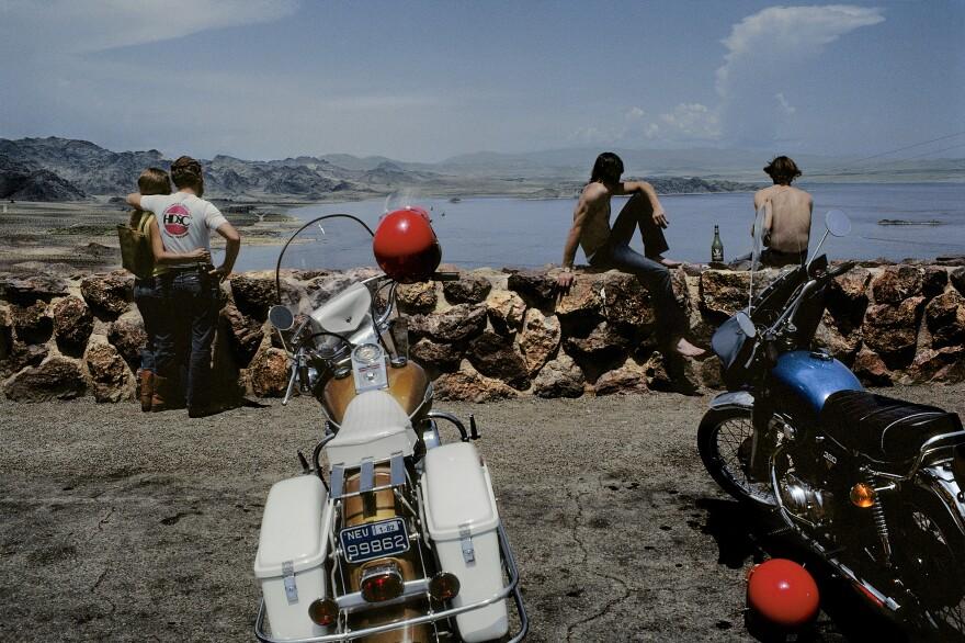 Lake Mead, Arizona/Nevada, USA, 1982.