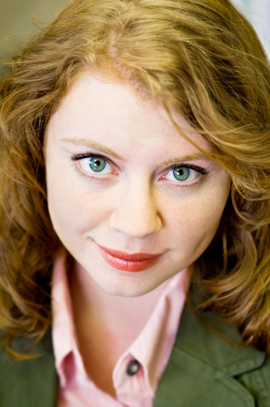 Young adult author Jessica Khoury's latest book is <em>Vitro</em>.