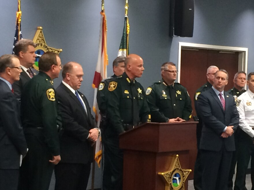 inellas County Sheriff Bob Gualtieri warned that more school shootings are inevitable.