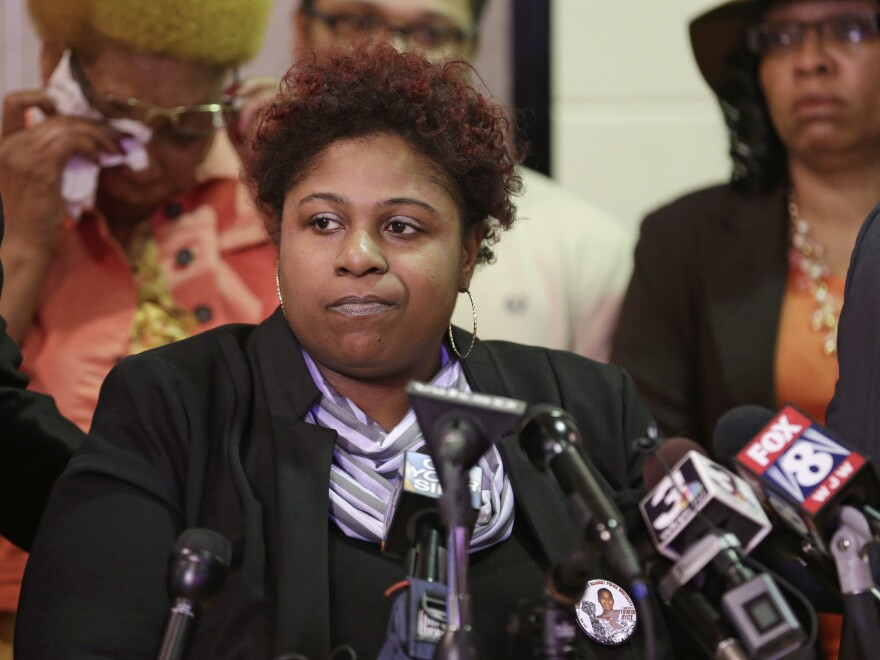 Samaria Rice, Tamir's mother, in a March 3 file photo.