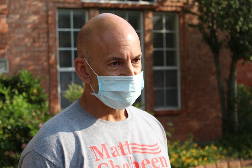 Rep. Matt Shaheen (R-Plano)