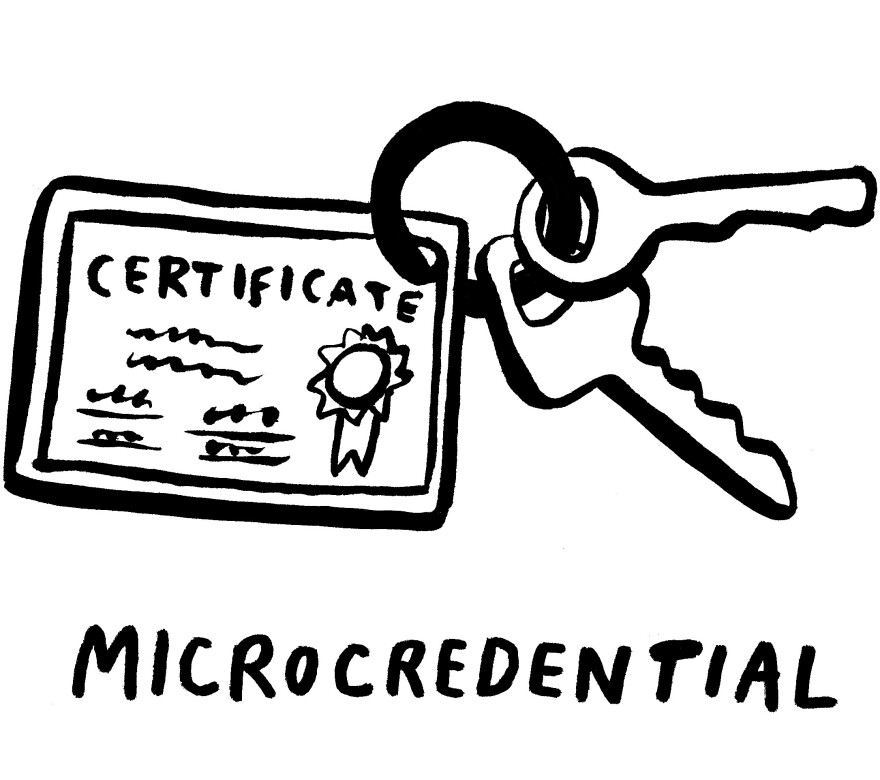 Microcredential