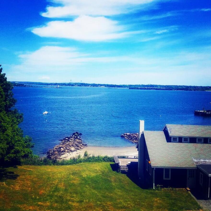 Narragansett Bay, Rhode Island.