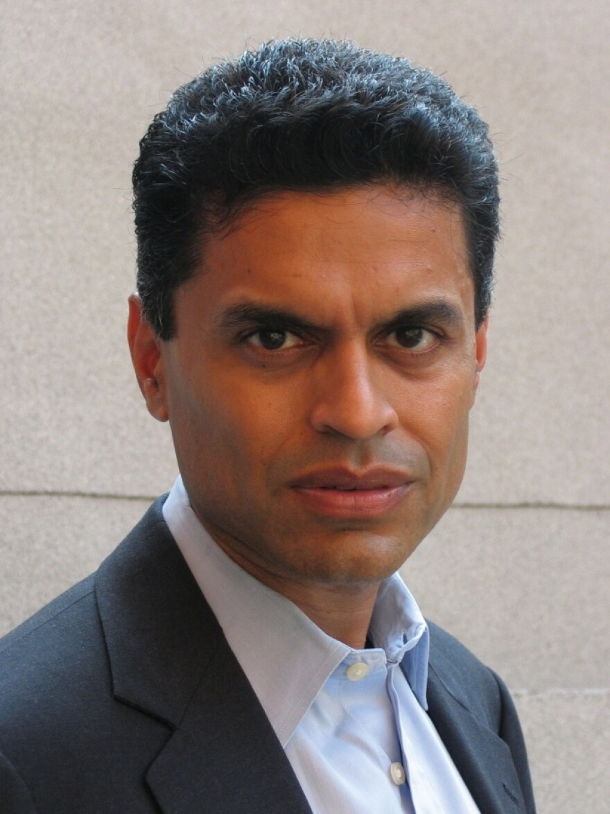 Fareed Zakaria is the host of CNN's international affairs program <em>GPS, </em>an editor at large for <em>Time </em>magazine and a columnist for <em>The Washington Post</em>.