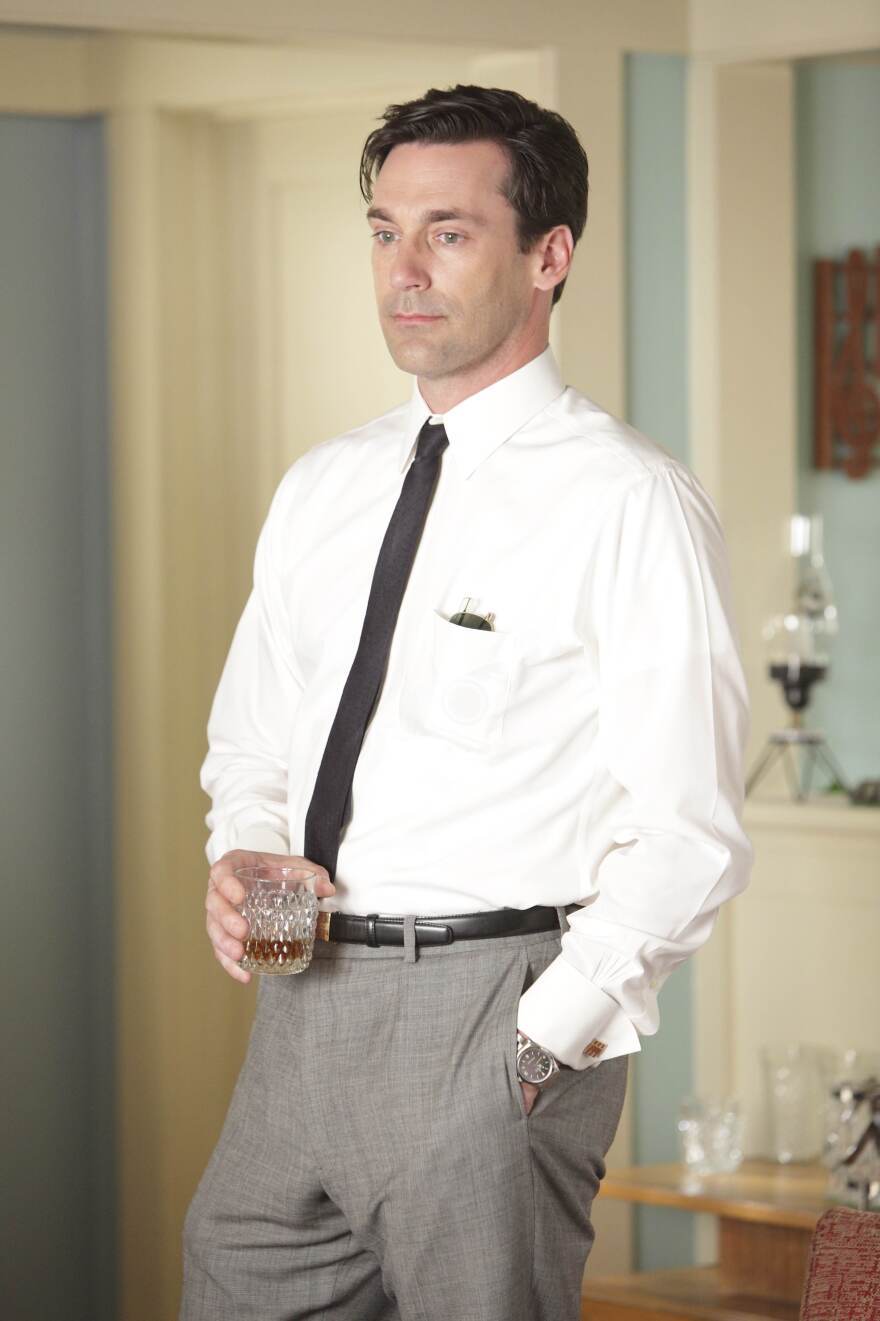 There's no denying that <em>Mad Men</em> can make drinking look good.