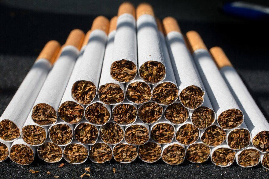Internal industry documents suggest McConnell worked hard on behalf of the tobacco industry, while also receiving gifts from tobacco lobbyists and major campaign contributions.
