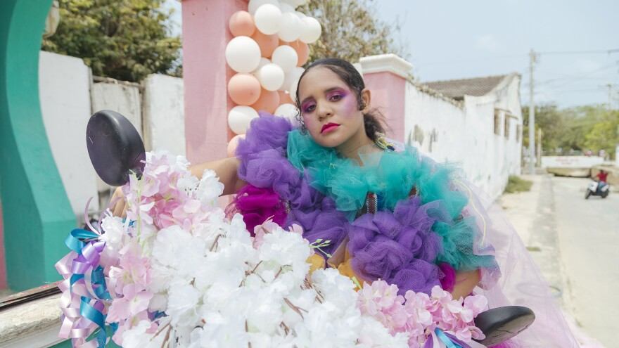 "Lido Pimienta calls <em>Miss Colombia</em> a ""cynical love letter"" to her home country."
