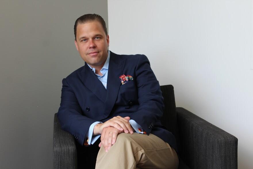 Gregg Keller, June 2017