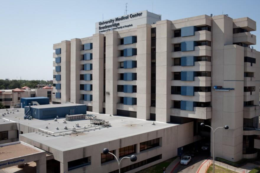 University Medical Center Brackenridge - By Daniel Reese - 01.jpg