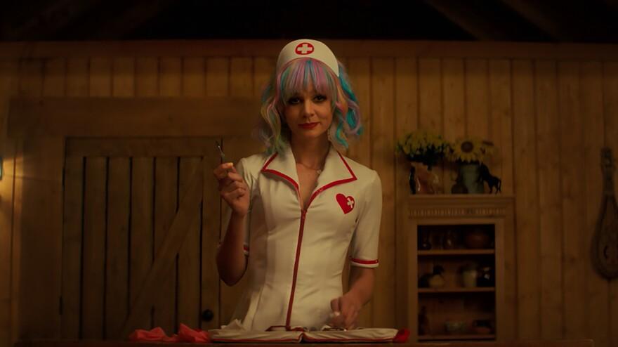 Carey Mulligan stars as Cassie in <em>Promising Young Woman</em>.