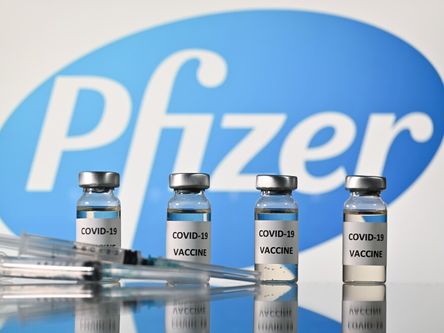 The pharmaceutical giant Pfizer is formally requesting federal approval for emergency use of the company's COVID-19 vaccine