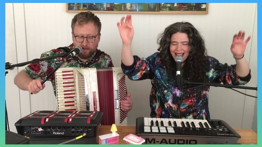 """The Bengsons entered the song """"Pulls Out"""" to the 2020 Tiny Desk Contest."""